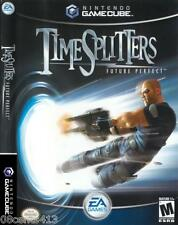 TimeSplitters: Future Perfect (Nintendo GameCube) A Tough-As-Nails Hero *READ*