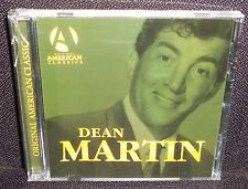 ORIGINAL AMERICAN CLASSICS DEAN MARTIN VOL 1 CD W/12 TRACKS, THAT'S AMORE+ NEW