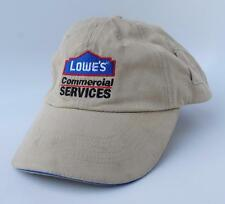 """LOWE'S Commercial SERVICES"" ""LowesForPros.com"" One Size Fits All Baseball Cap"