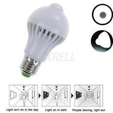 Lámpara E27 LED Infrared PIR Sensor Movimiento Detector Bombilla Luz