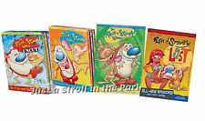 Ren & Stimpy Show Complete Series Season 1 - 5 and Lost Episodes DVD Box Set(s)