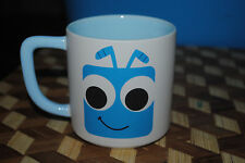 A Bug's Life FLIK Disney Store Japanese Import Authentic Coffee Mug NEW Rare HTF