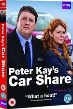 Peter Kay's Car Share BBC Series 1 DVD Brand New and Sealed UK SELLER 2015