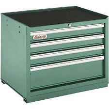 H5651 Grizzly 4 Drawer Full Depth Chest
