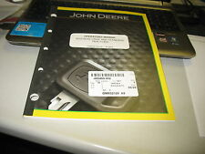 John Deere 4010 Row-Crop and Standard Tractors Operator's Manual OMR32129 A9
