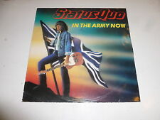 """STATUS QUO - In The Army Now - 1986 UK 3-track 12"""" vinyl single"""