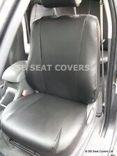 SKODA FABIA CAR SEAT COVERS MADE TO MEASURE LEATHERETTE CSC501