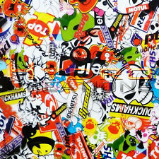 5 Sq Meter - HYDROGRAPHIC FILM HYDRO DIPPING WATER TRANSFER FILM STICKER BOMB