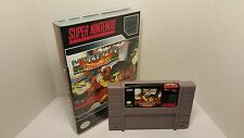Metal Max Returns - English SNES Translation NTSC - RPG Role Playing