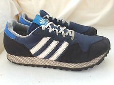 Adidas ZX380 Blue Trainers Size 11 UK Mens