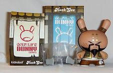 Kidrobot HUCK GEE Gold Life Dunny Not So Glorious Soaring Hatchet Munk Monk 1/16