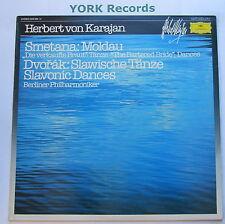 DG 2543 509 - SMETENA - Moldau / DVORAK - Slavonic Dances KARAJAN - Ex LP Record