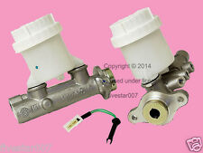 Sanyco Brake Master Cylinder w/ Reservoir Tank+Cap for Nissan 240SX without ABS