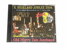 Old Merry Tale Jazzband - CD - 8. Dixieland Jubilee 2004 - Chaos CACD8211