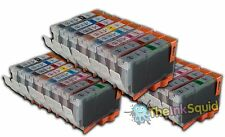 24 Canon Pixma CLI-8 Chipped Compatible Ink Cartridges
