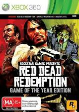 New Red Dead Redemption GOTY (Xbox 360)