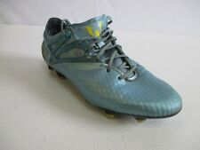 USED Men's adidas Messi 15.1 FG/AG Low Soccer Cleats - Light Blue (Size 6.5