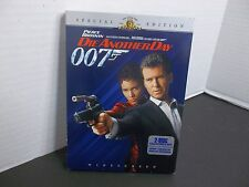 DIE ANOTHER DAY  JAMES BOND 007  SPECIAL EDITION! 7 HOURS SPECIAL FEATURES! NEW!