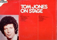 LP 4183 TOM JONES ON STAGE