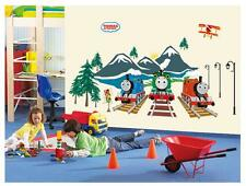 NEW Thomas and friends Removable HUGE Wall Stickers Decal Kids Home Decor USA