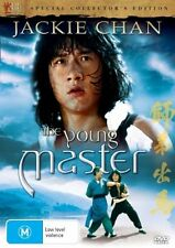 The Young Master (DVD, 2007) NEW R4 Cantonese Language