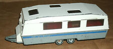 "1/55 Scale Camper Travel Trailer Diecast Model - Siku Caravan 5"" Vacationer RV"