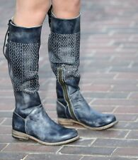 NEW IN BOX * Bed Stu Cambridge Manchester Knee Boots Free People Leather Sz 6