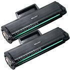 2 x MLT-D111S MLTD111S Toner Cartridge For Samsung 111S Xpress M2020W, M2070FW