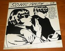 Sonic Youth Goo Poster 2-Sided Flat Square 1990 Promo 12x12 RARE