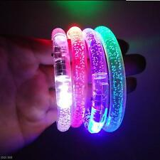 Durable Night Visible Bracelet Festival Playing Fun Wrist Band Gift for Child x1