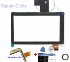 """USA New Digitizer Touch Screen For RCA Voyager III RCT6973W43 7"""" inch tablet"""