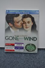 Gone With The Wind 75th Anniversary Special Diamond Luxe Edition Blu Ray Sealed!