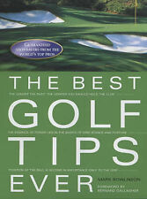The Best Golf Tips Ever,GOOD Book