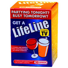 Get a Lifeline Multipack (Defence) || 20 capsules