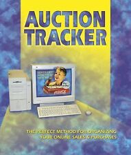Auction Tracker: The Perfect Method for Organizing Your Online Sales & Purchase