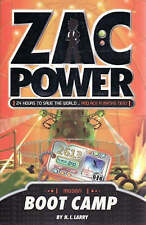 Zac Power Mission - Boot Camp by H. I. Larry