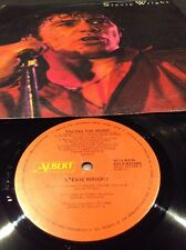 STEVIE WRIGHT FACING THE MUSIC LP HAND SIGNED BY STEVIE WRIGHT EASYBEATS ALBERTS