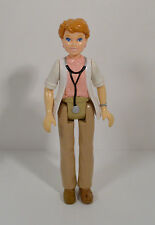 "Female Nurse Doctor Surgeon 5.5"" Playskool Action Figure Loving Family Dollhouse"