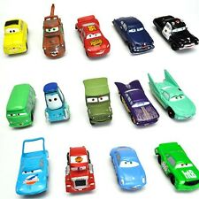 1 Set 14pcs Pixar Cars Lightning McQueen Movable Cars 5cm/2inch Cute Gift