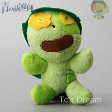 """New Blue Exorcist Ao No Exorcist Green Man Soft Plush Doll Toy Figure 6"""" Cosplay"""