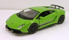 RMZ city Lamborghini Gallardo LP 570-4 Superleggera 1:36 diecast model Green R13