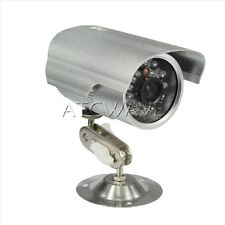 All-in-One Outdoor CCTV Security Camera Micro SD/TF Card Night Vision DVR Record