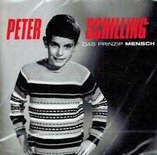 CD NEU/OVP - Peter Schilling - Das Prinzip Mensch