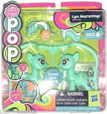 NEW Hasbro My Little Pony Lyra Heartstrings POP Starter kit.