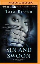 Blood and Bone: Sin and Swoon 2 by Tara Brown (2015, MP3 CD, Unabridged)