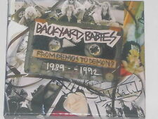BACKYARD BABIES -From Demos To Demons 1989-1992- 2xCD