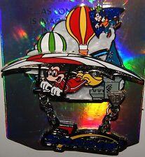 Disney 60th Diamond Anniversary Decades Mickey Soarin' Over California LE Pin