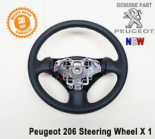 Peugeot 206 206SW Steering Wheel 9644116477 Original Genuine X 1 New