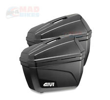 Givi E22N Monokey Motorcycle Pannier Luggage Cases ( A Pair )