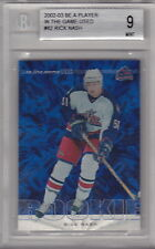 RICK NASH 02-03 In The Game Used Rookie Card SP #82 2002-03 ITG Used #/100 Rare